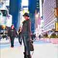 Jolin's trip to new-york & myself world tour infos