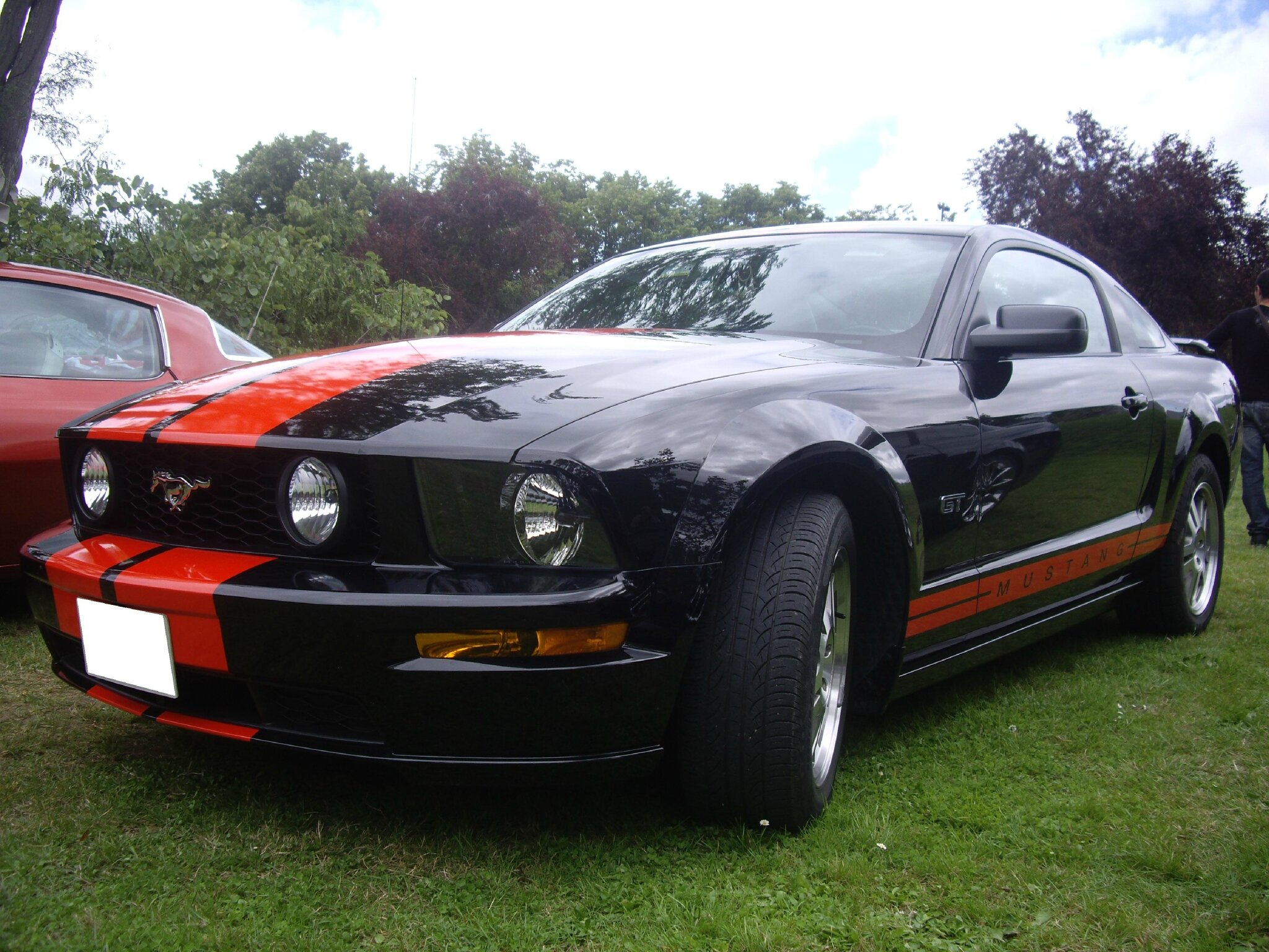 FORD MUSTANG GT.350 ...