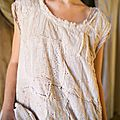 MP lace patchwork dress antique white and squared prink dress.01.jpg