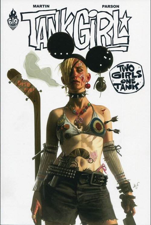 ankama tank girl two girls one tank