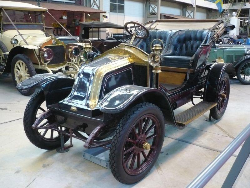 RENAULT type AX 1909 Bruxelles Autoworld (1)