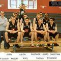 Juniors champions de Belgique '05-'06
