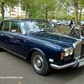 Rolls-royce silver shadow (1965-1977)(retrorencard septembre 2013)