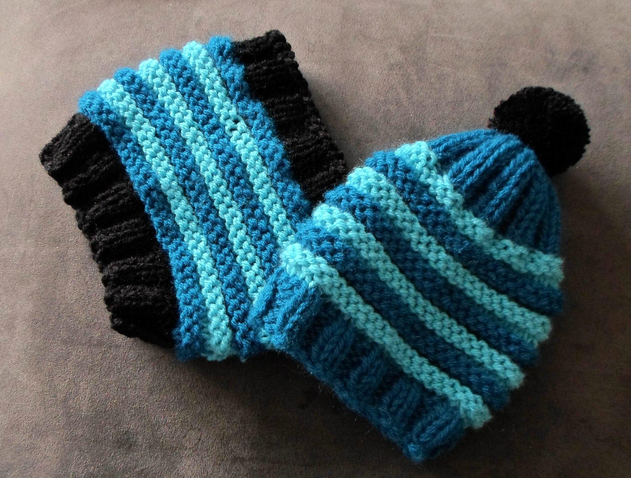 Bonnets et snoods