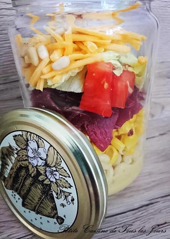Salad'Jar 1