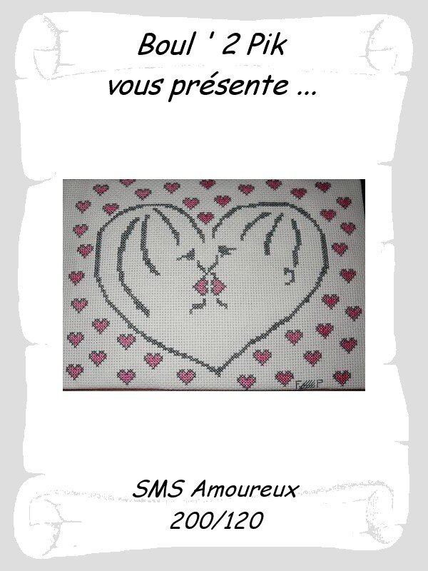 SMS Amoureux