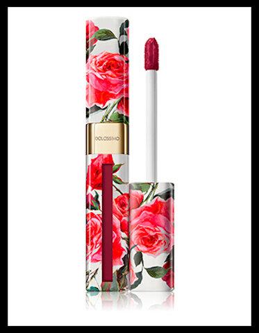dolce gabbana dolcissimo matte liquid lip colour 10 ruby