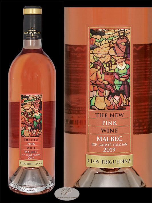 CLOS_TRIGUEDINA_The_New_Pink_Wine_bouteille_et_etiquette