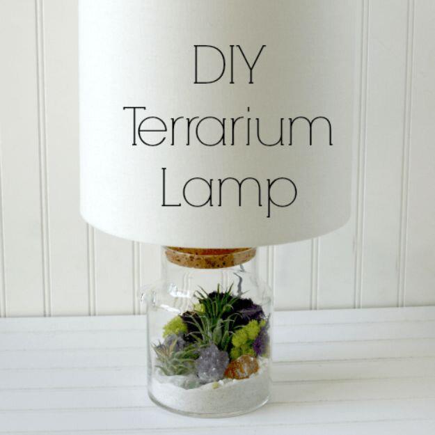 Terrarium-Lamp