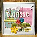 Clarisse 11ans