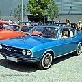 Audi 100 coupe S de 1975 (RegioMotoClassica 2011) 01
