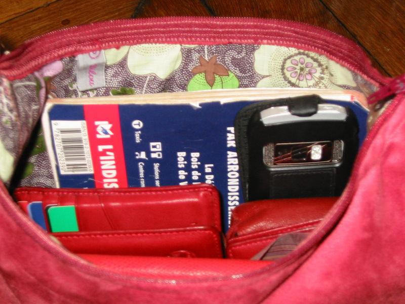sac à main rose4