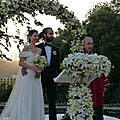 à ISTANBUL-TURQUIE Mariage de Melis et Gerçek