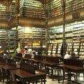 Bibliothèque, environ 8 millions d'ouvrages