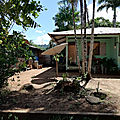Village de Kaw - habitation