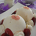 Ode a l'amour, mon dessert pour la saint-valentin