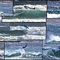 Planches wavesailing !...