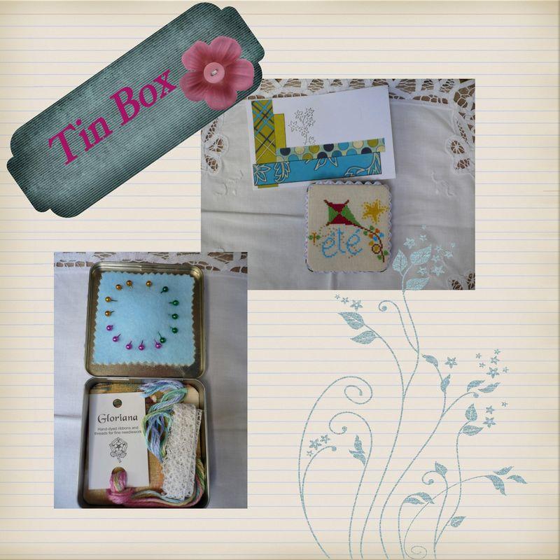 Echange Tin-Box Avec Isa
