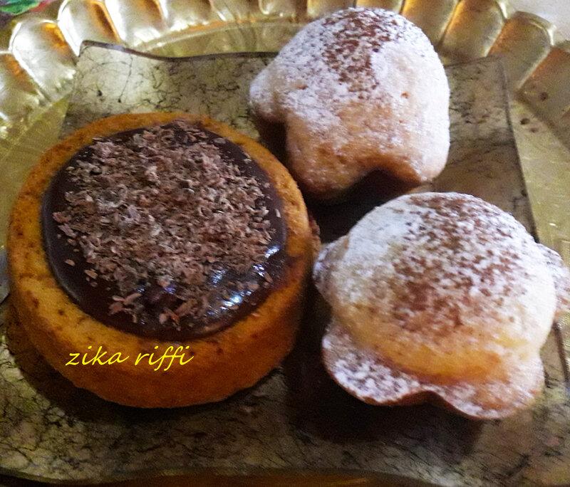 petits gâteaux au miel 07