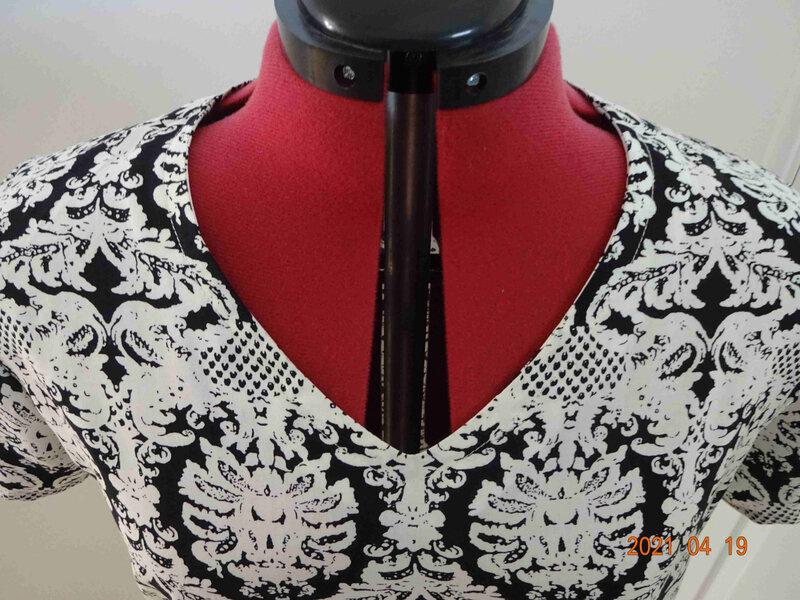blouse dressed 10021