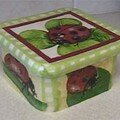 Lady bug box 1