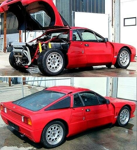 LANCIA - 037 Rally Stradale - 1983