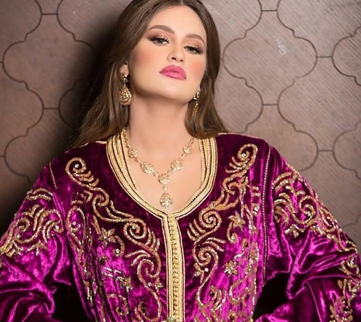 Magasin caftan traditionnel marocain
