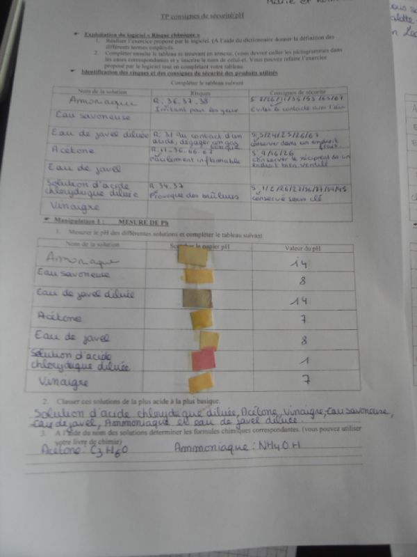 TP chimie 34