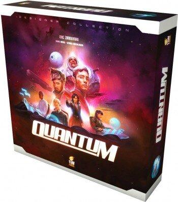 Boutique jeux de société - Pontivy - morbihan - ludis factory - Quantum