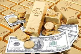Le pouvoir de billet d'or
