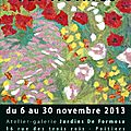 Expo : val holmes à poitiers !