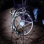 Pendentif pentacle The Witches Tree of Life