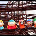 South Park Photo Project, Les pieds dans le vide