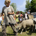 Bienvenue a la ferme le 30 avril et le 1 mai 2011