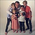 Un shooting photo en famille offert en échange d'un don pour asmae, j ai dis oui !