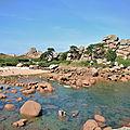 Les rochers de ploumanac'h : un site étonnant