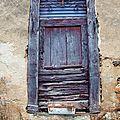 Les portes. Aérienne.