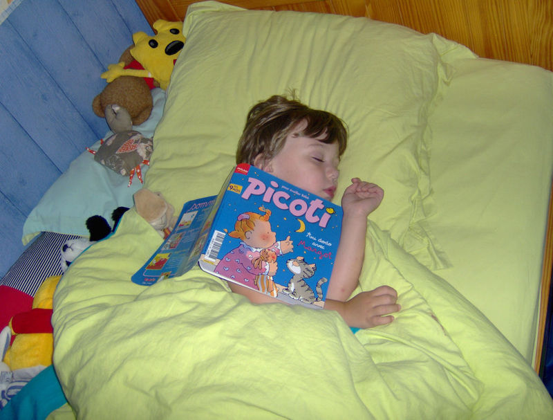 Georges endormi