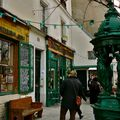Shakespeare and co, pittoresque librairie de langue anglaise.