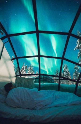aureole boreale