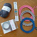 Cadeau anniblog & crochet