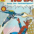 Spider man (magazines nova)