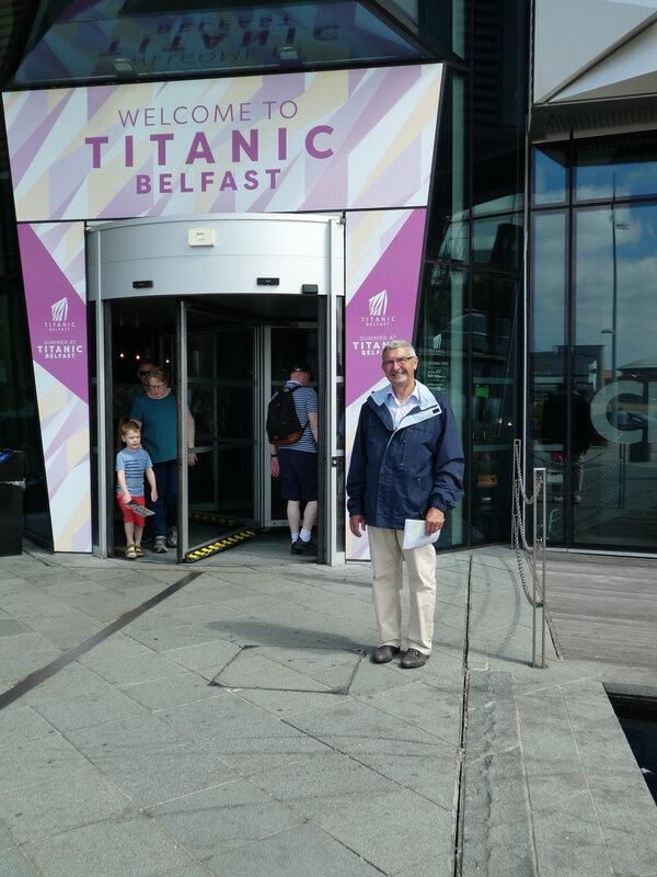 Titanic Center