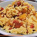 0919 Poelée de riz, butternut, chorizo et noisettes Couv