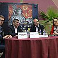 La table ronde : C-E. Vial, T. Lentz et F. Favier interrogés par Chantal de La Touanne