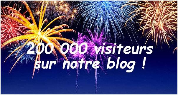 200 000 visiteurs