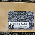 Mini-album de la scrap'escapade : la cité de la dentelle