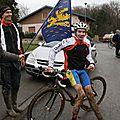 40 accueil à la flahute pour Arnaud Pfimmer !