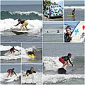 Stages de surf