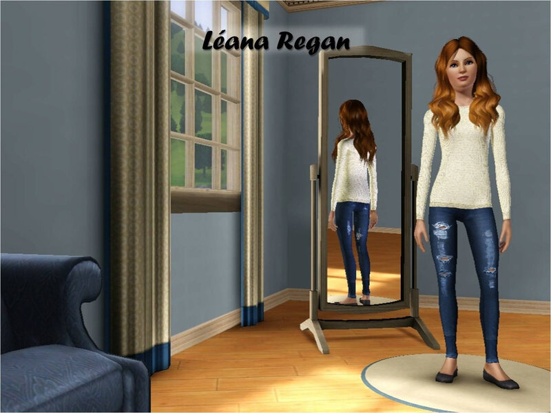 Léana Regan